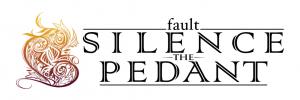 fault SILENCE THE PEDANT Logo
